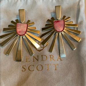 Jewelry - Kendra scott statement earrings